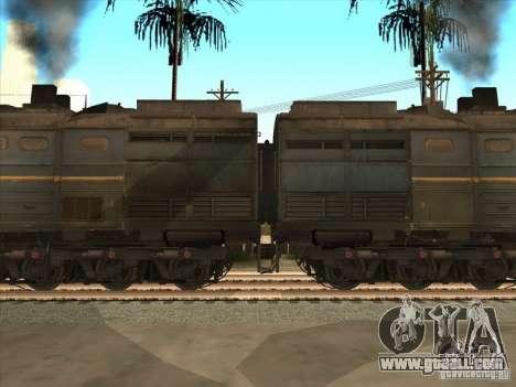 2te10v-4036 for GTA San Andreas left view