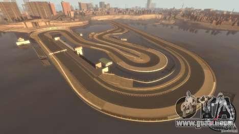 Race Track for GTA 4 second screenshot