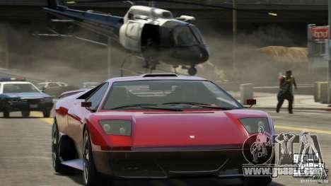 Loading screens of GTA 5 for GTA San Andreas fifth screenshot