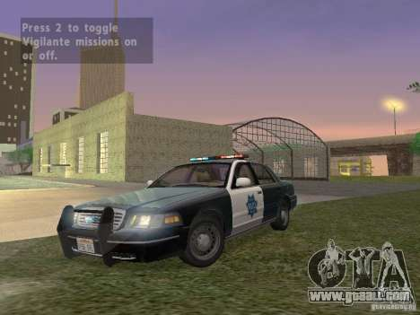 LowEND PCs ENB Config for GTA San Andreas forth screenshot