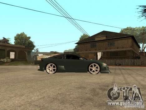 Mitsubishi Eclipse for GTA San Andreas left view
