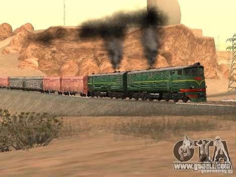 Te3 for GTA San Andreas