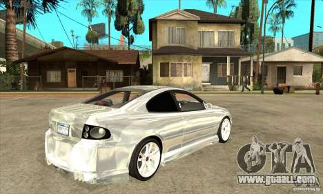 Holden Monaro CV8-R Tuned for GTA San Andreas right view