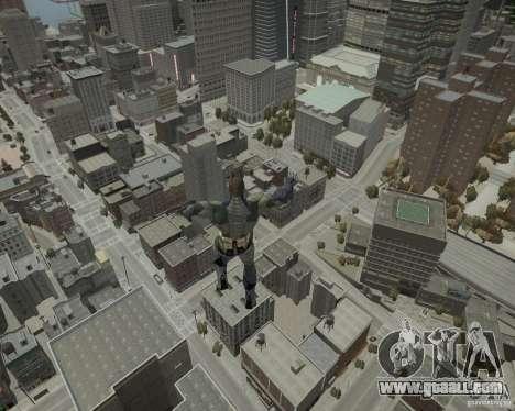 Batman: The Dark Knight for GTA 4 sixth screenshot