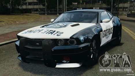 NFSOL State Police Car for GTA 4