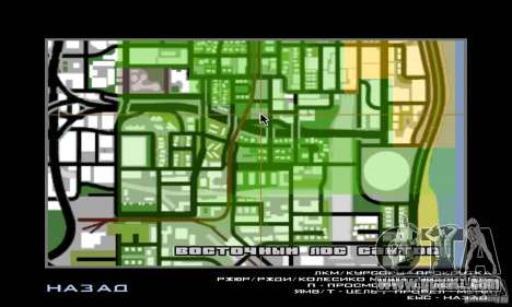 Basketball Court v6.0 for GTA San Andreas sixth screenshot