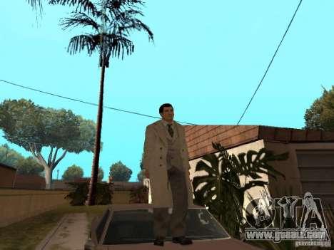 Joe Barbaro of Mafia 2 for GTA San Andreas second screenshot