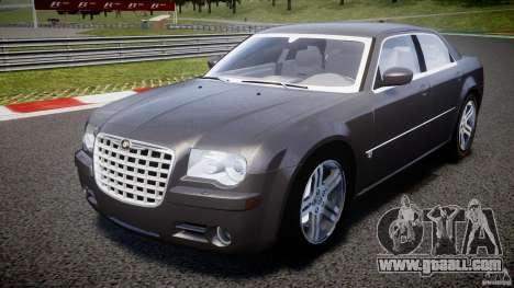 Chrysler 300C 2005 for GTA 4