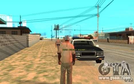 The Bribe for GTA San Andreas forth screenshot