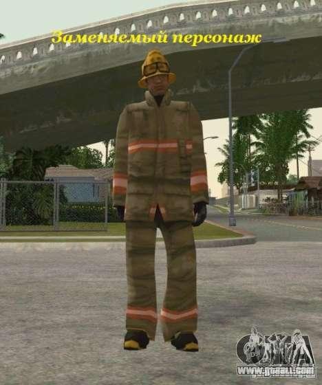 Skins Of S.T.A.L.K.E.R. for GTA San Andreas sixth screenshot