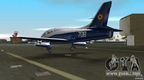 I.A.R. 99 Soim 708 for GTA Vice City right view