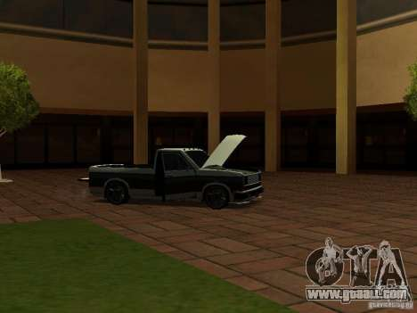 New Tuned Bobcat for GTA San Andreas side view