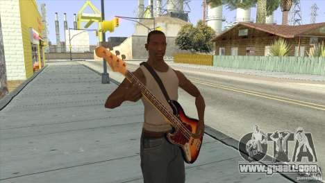 MOVIE songs on guitar for GTA San Andreas fifth screenshot