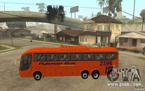 Marcopolo Paradiso 1200 Pullman Bus for GTA San Andreas left view