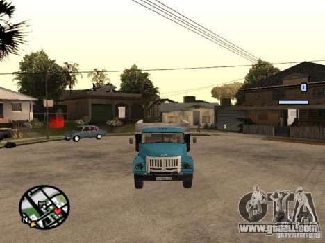 ZIL 130 for GTA San Andreas left view