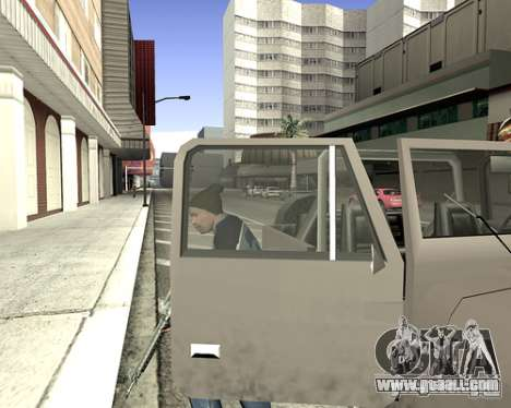 System cover for GTA San Andreas ninth screenshot