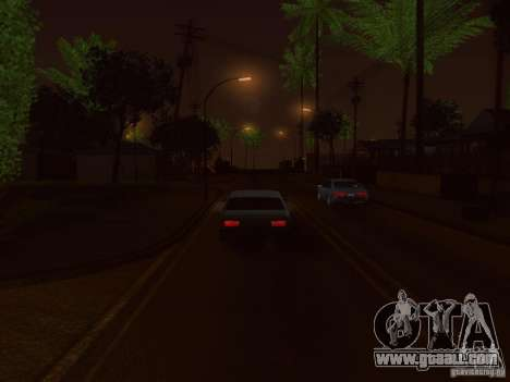 NFS GTA RACE V4.0 for GTA San Andreas second screenshot