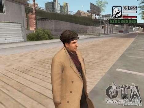 Joe Barbaro v1.0 for GTA San Andreas