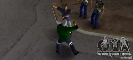 Gangnam Style for GTA Vice City seventh screenshot