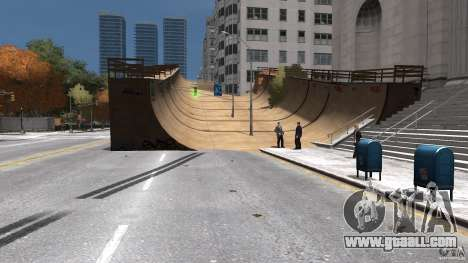 New Map Mod for GTA 4 fifth screenshot