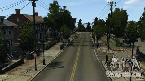 Empty city for GTA 4 forth screenshot