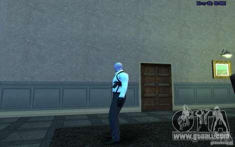 Agent 47 for GTA San Andreas third screenshot