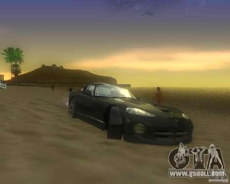 Global graphic modification for GTA San Andreas seventh screenshot