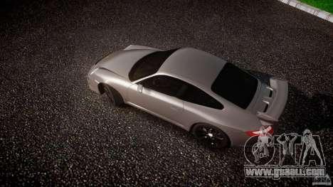 Porsche GT3 997 for GTA 4 interior