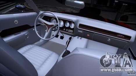 Plymouth GTX 426 HEMI [EPM] v.1.0 for GTA 4 right view