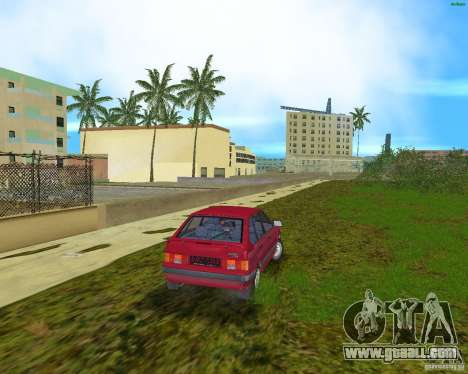 Lada Samara for GTA Vice City right view