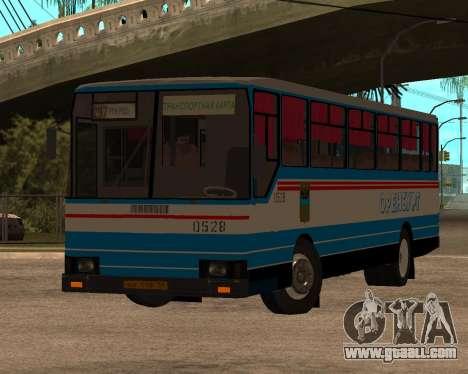 Autosan H10-11B full Orenburg stickers for GTA San Andreas