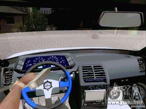 LADA 21103 Maxi for GTA San Andreas side view