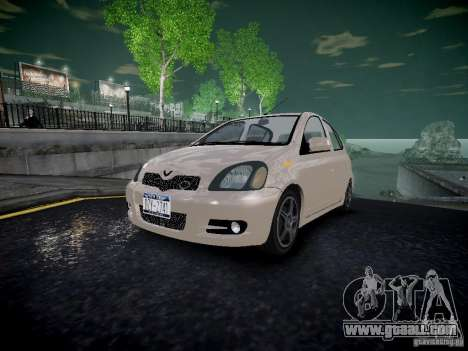 Toyota Vitz for GTA 4