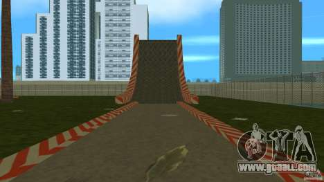 Bobeckas Park for GTA Vice City forth screenshot