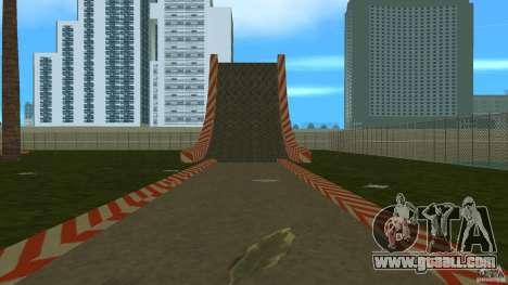 Bobeckas Park for GTA Vice City forth screenshot
