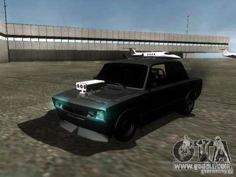 VAZ 2106 Drag Racing for GTA San Andreas