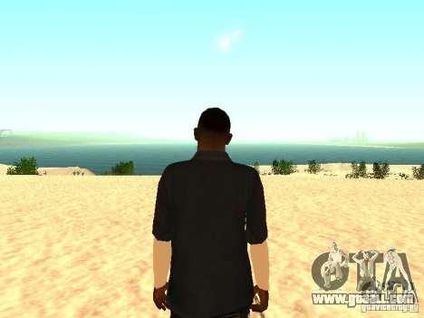 Snow MOD 2012-2013 for GTA San Andreas seventh screenshot