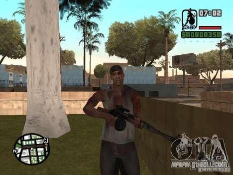 Markus young for GTA San Andreas eighth screenshot
