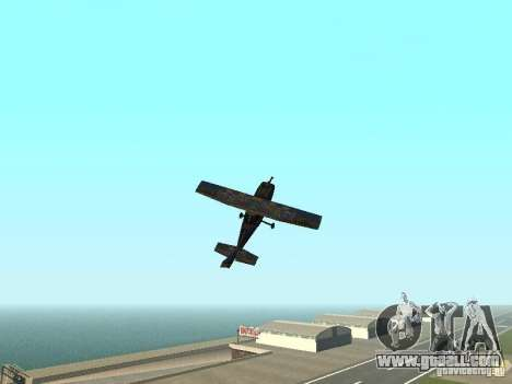 A new plane-Dodo for GTA San Andreas side view