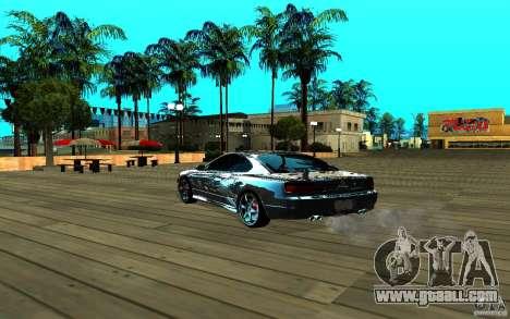 ENB for any computer for GTA San Andreas ninth screenshot