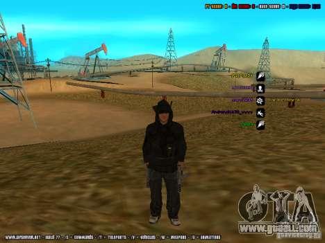 Drug Dealer for GTA San Andreas