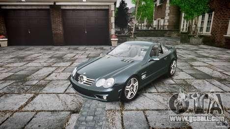 Mercedes Benz SL65 AMG V1.1 for GTA 4