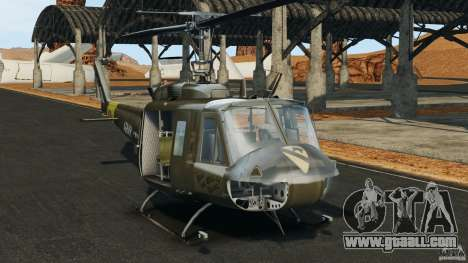 Bell UH-1 Iroquois for GTA 4