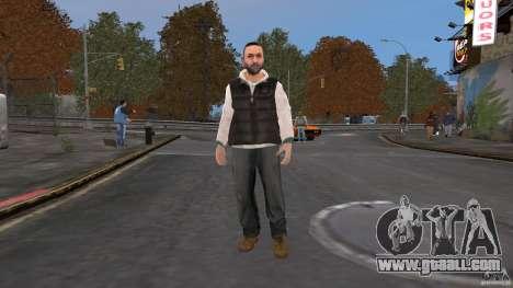 Player Selector for GTA 4 fifth screenshot