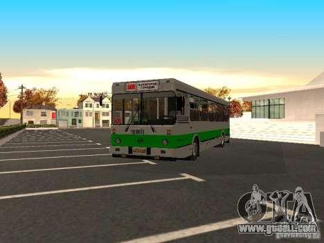 LIAZ 5256.45-01 for GTA San Andreas