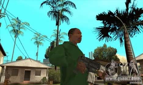 M4 Buttstock for GTA San Andreas second screenshot