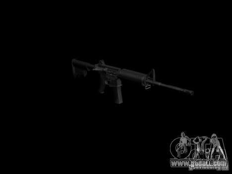 Arms of GTA 4 for GTA San Andreas ninth screenshot