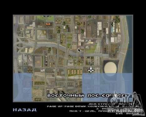 NewFontsSA 2012 for GTA San Andreas sixth screenshot