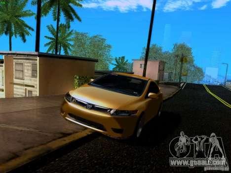 Honda Civic Si JDM for GTA San Andreas