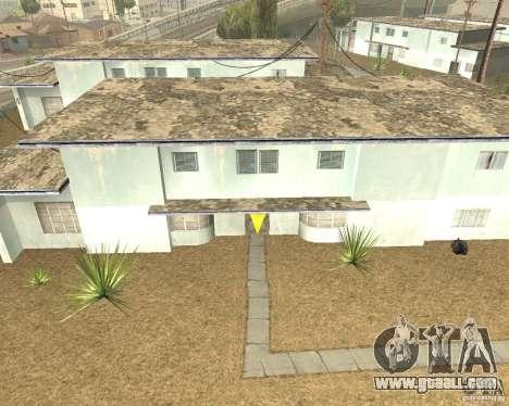 Revitalizing drug den v1.0 for GTA San Andreas